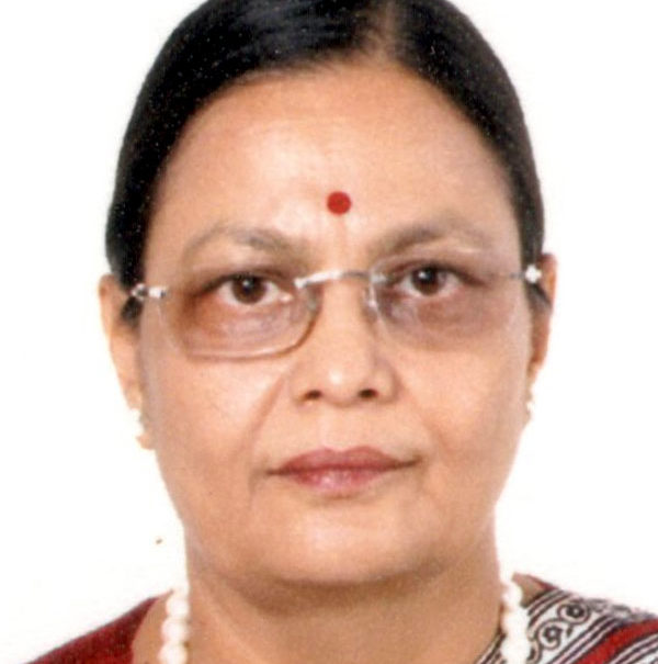 Trustee Jyoti Doshi