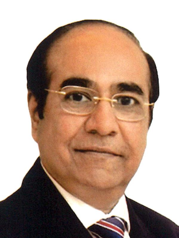 Trustee K N Patel