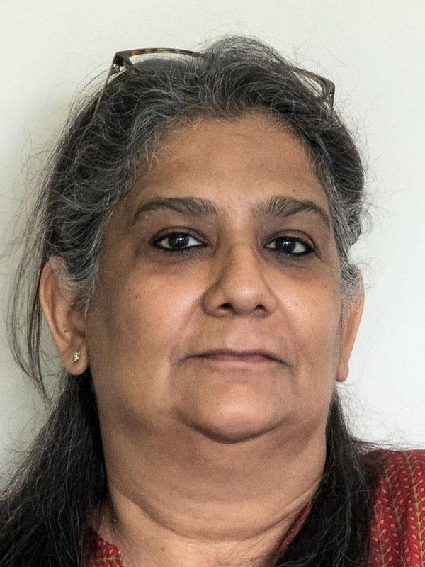 Trustee Malashri Patel