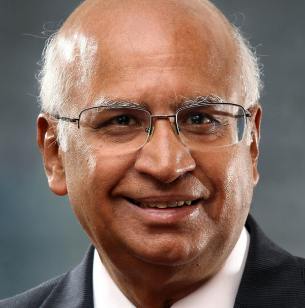 Trustee S Ramadorai