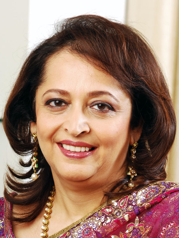 Dr. Mrs. Swati Piramal