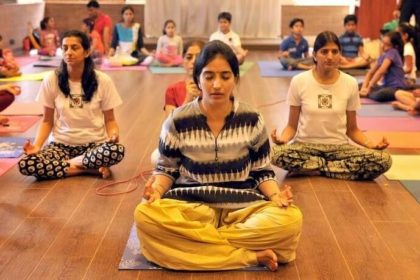 General yoga photo