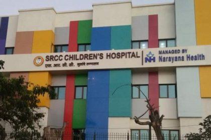 SRCC hospital managed by Narayana health