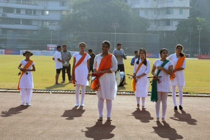 Sports day event