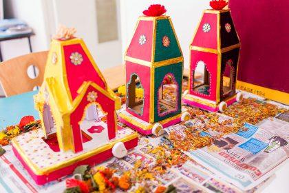 Art and Craft decoration
