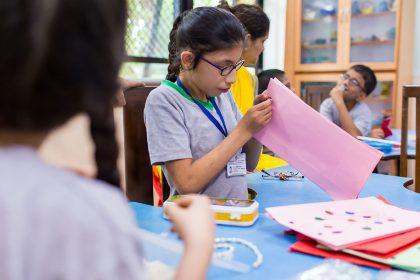 SRCC art and craft activities