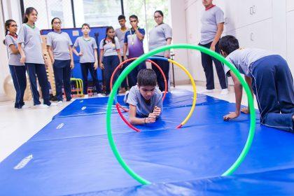 SRCC centre Gymnastics
