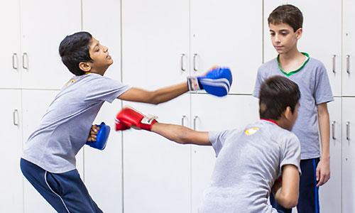 Activities Karate