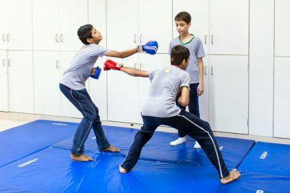 Karate activities