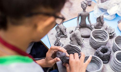 Activities Pottery