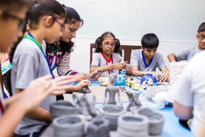 Activities Pottery SRCC