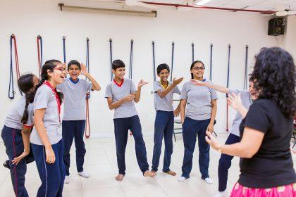 Speech and Drama activities