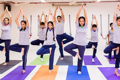 Activities yoga