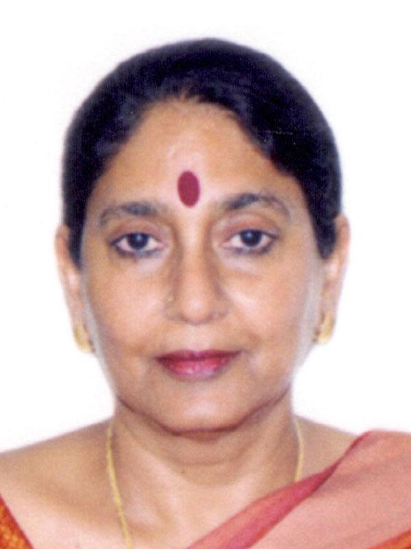 Chairperson Mala Ramadorai