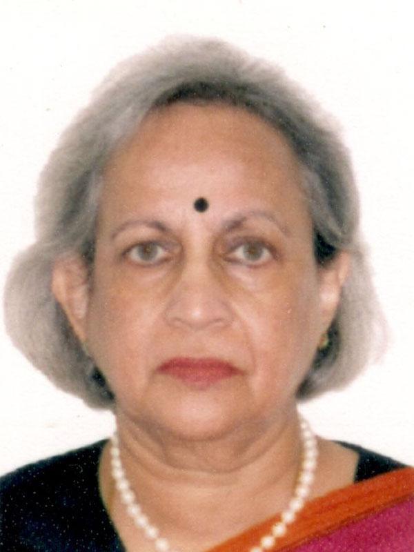 Chairperson Rehab Anita Garware