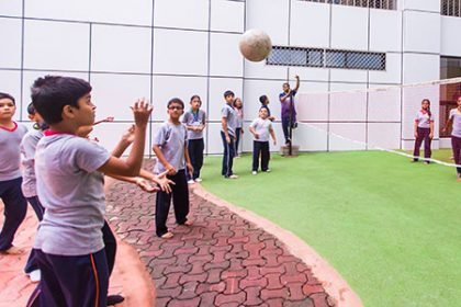Sports special education