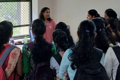 SRCC Educational visit