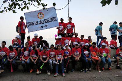SRCC mumbai marathon
