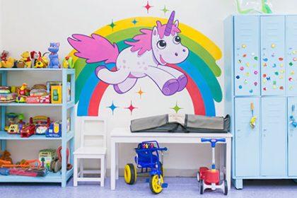 SRCC centre toy room