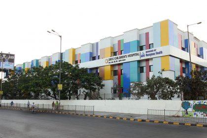 Childrens hospital mumbai