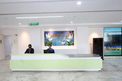SRCC reception
