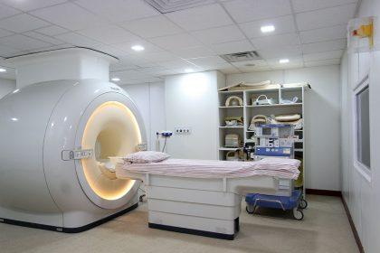 SRCC MRI machine