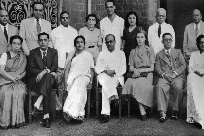 Executive Committee 1947