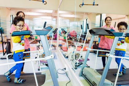 Physiotherapy rehab