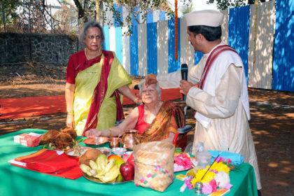 2014 Bhoomi Puja SRCC
