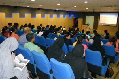 Parents Training event