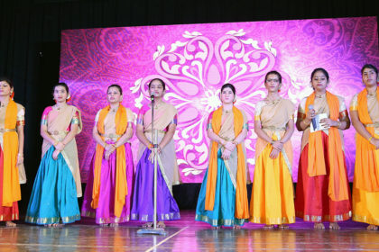 Annual day performance