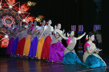 2017 Annual day performance