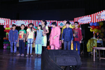 Annual day games