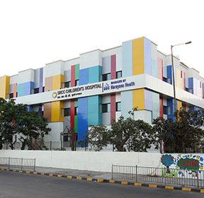 SRCC Children hospital