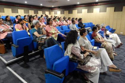 2018 Talk on child right event