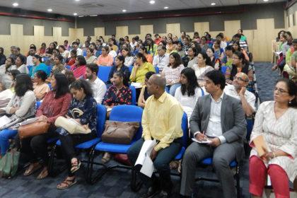 Seminar Prevent Suicide Save Life speaker