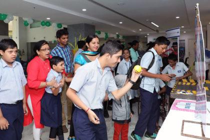 World cerebral palsy SRCC event