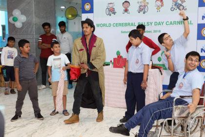 World cerebral palsy carnival