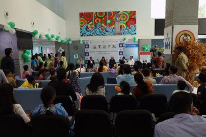World cerebral palsy event