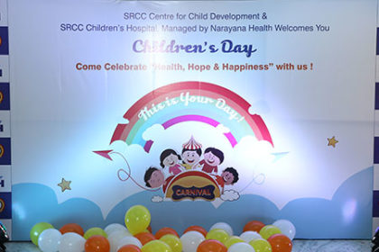Childrens day hoarding