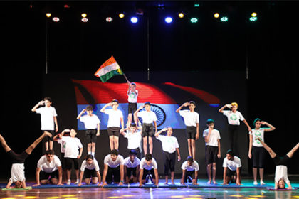 2018 Annual day kids permormance
