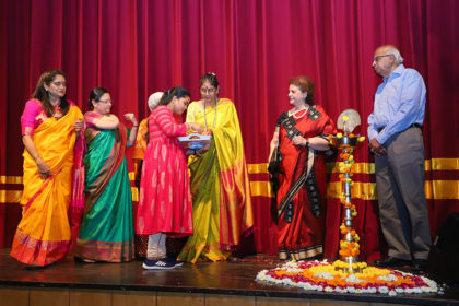 Annual day ceremony