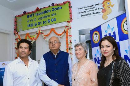 Paediatric Bone Marrow Transplant centre