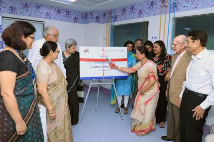 Paediatric Bone Marrow Transplant launch event